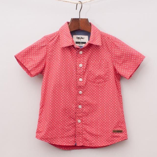 Mossimo Patterned Shirt