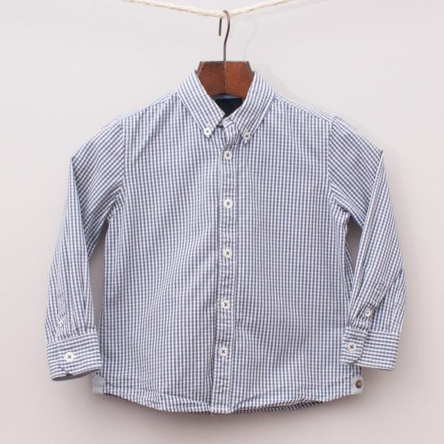 Indie Kids Check Shirt