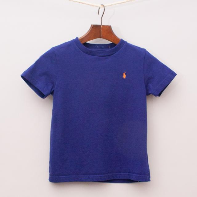 Ralph Lauren Navy Blue T-Shirt