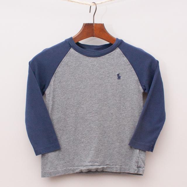 Ralph Lauren Long Sleeve Top