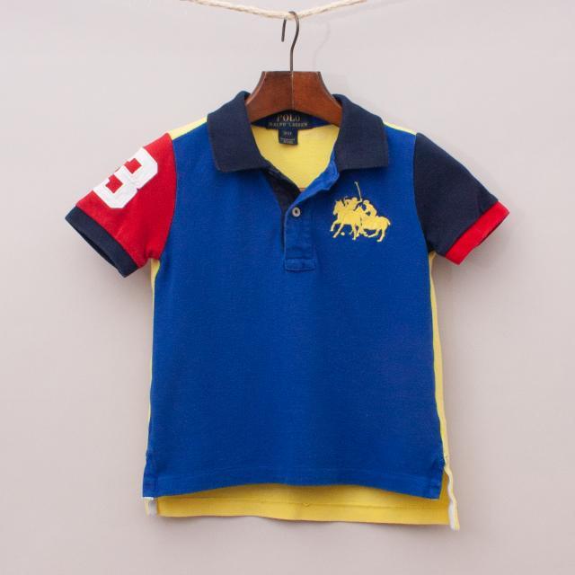 Ralph Lauren Coloured Polo Shirt