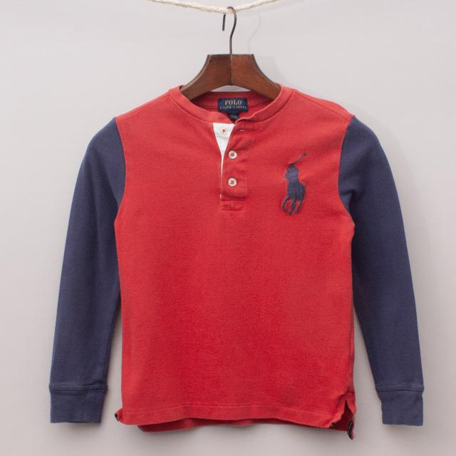 Ralph Lauren Long Sleeve Polo