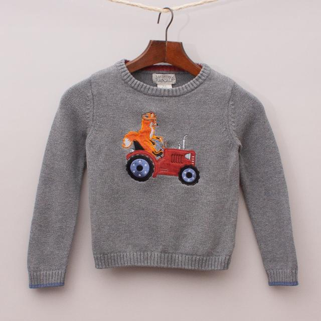 Ministry of Rascals Tractor Jumper
