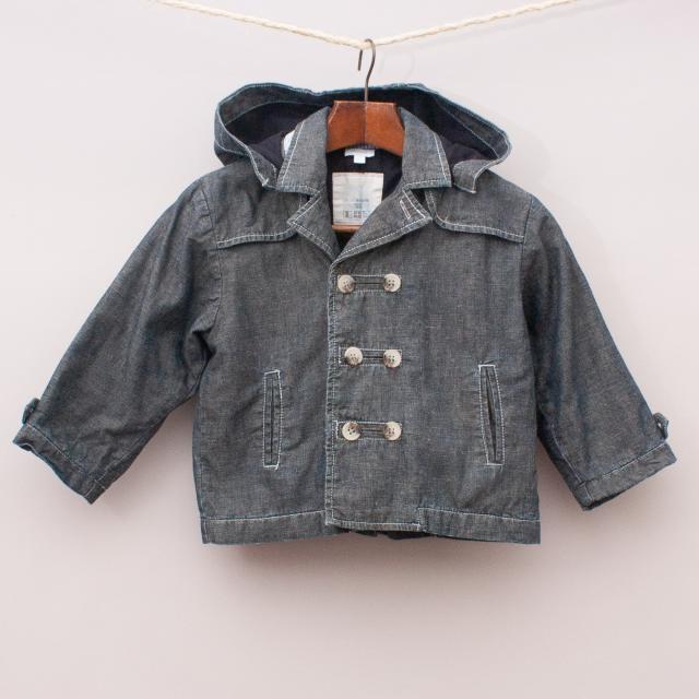 Jacadi Grey Detailed Jacket