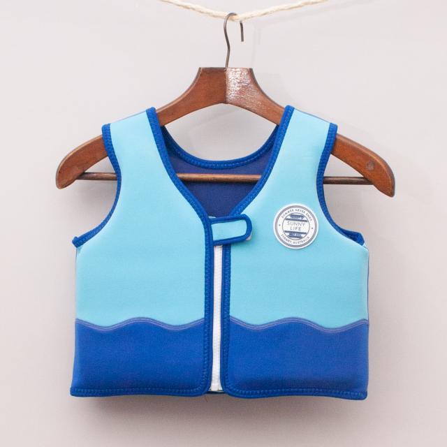 Sunny Life Blue Life Jacket