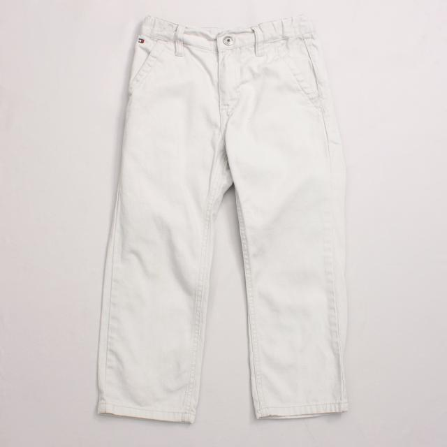 Tommy Hilfiger Stone Coloured Pants