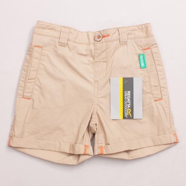 "Regatta Brown Shorts ""Brand New"""