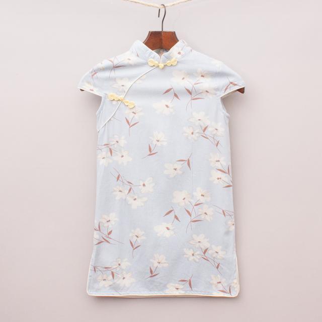 Tong Le Hui Floral Dress