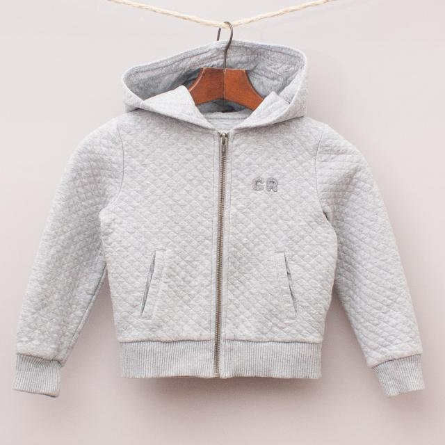 Country Road Quilted Jumper