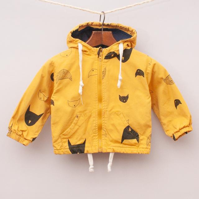 Right Euro Cat Jacket