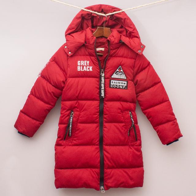 Wun Kia Padded Coat