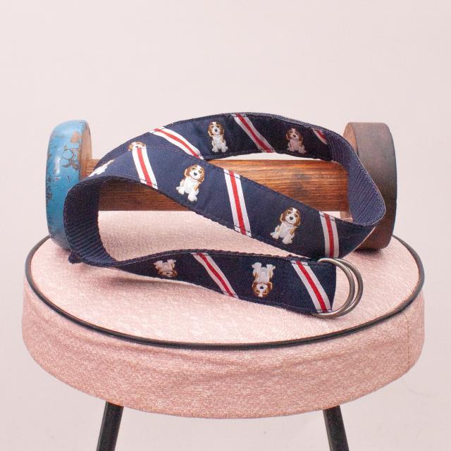 Beagle Striped Belt - 64cm