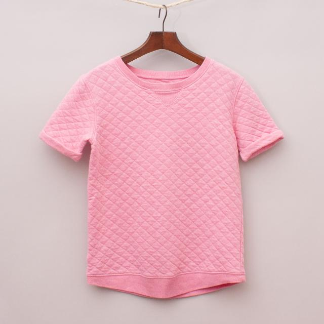 Country Road Quilted T-Shirt