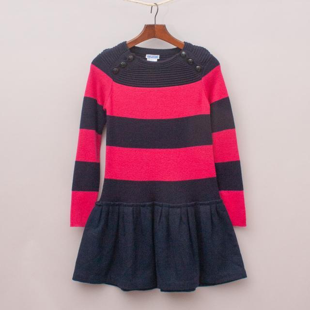 Jacadi Striped Dress