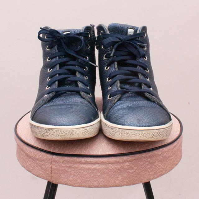 Richter Leather Lace Ups - EU 37 (Age 8 Approx.)