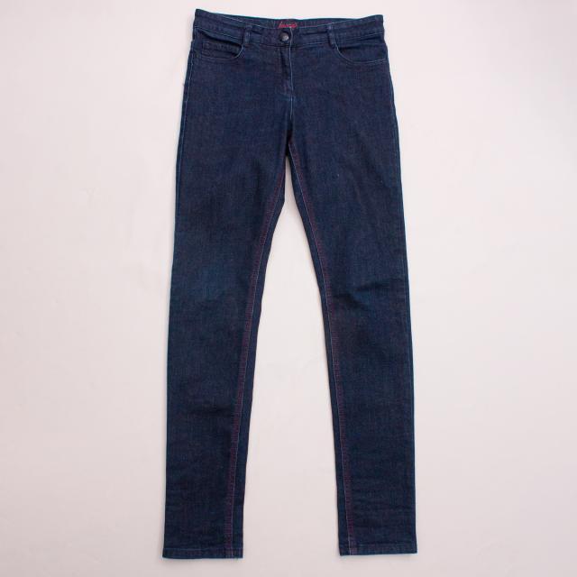 Jacadi Dark Denim Skinny Jeans