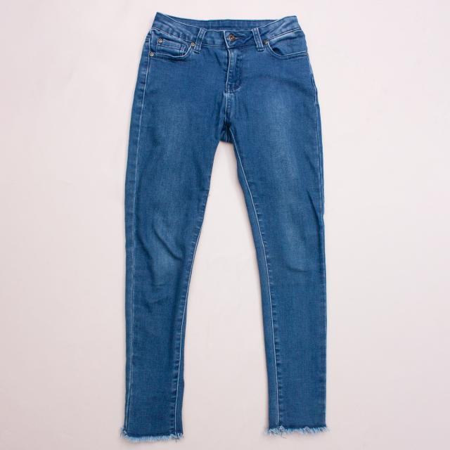 Seed Stretch Skinny Jeans