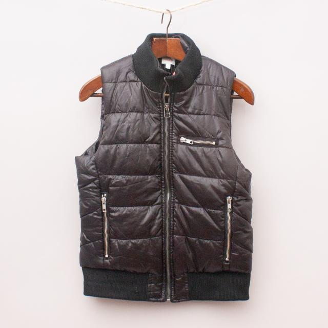 """Seed Puffer Vest """"Brand New"""""""