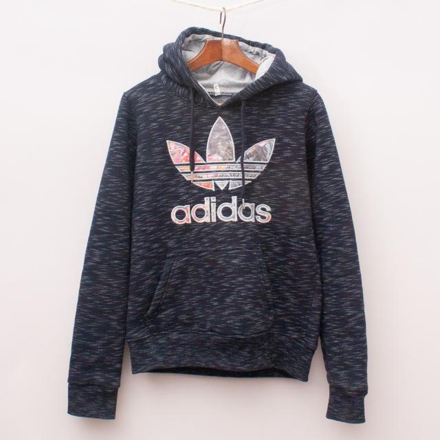 Adidas Embroidered Jumper