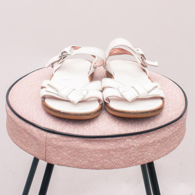 Jacadi Leather Sandals - EU 27 (Age 3 Approx.)