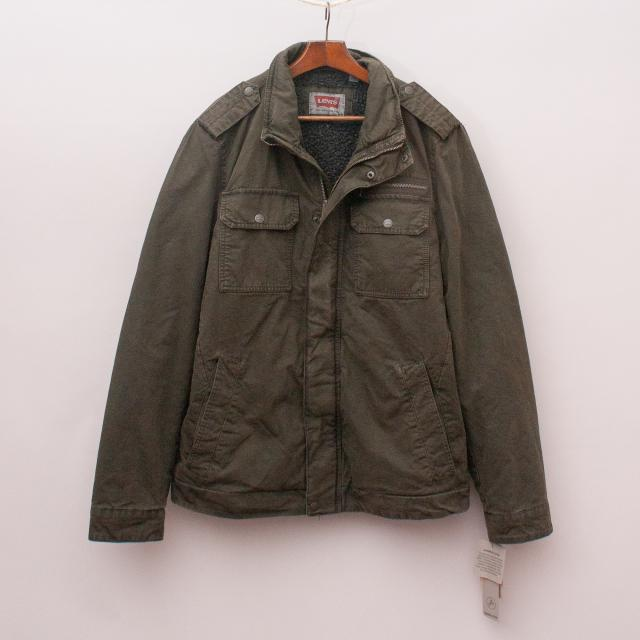 "Levi's Winter Jacket ""Brand New"""