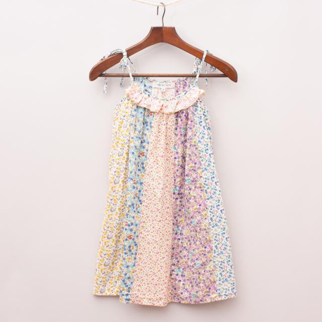 Megan Park Patterned Sun Dress