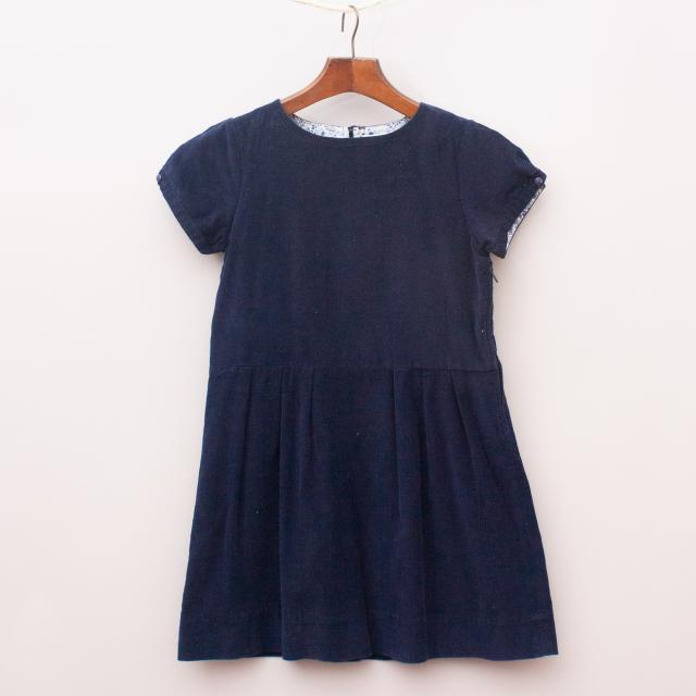 Jacadi Corduroy Dress