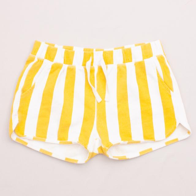 Zara Striped Shorts