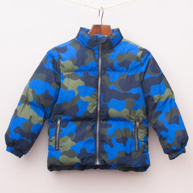 Seed Camo Padded Jacket