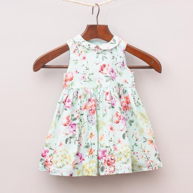 Next Floral Patterned Dress
