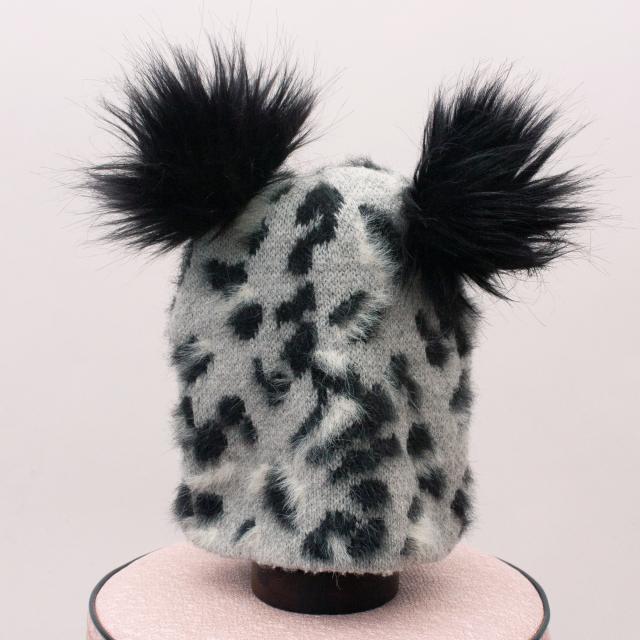 Decjuba Leopard Beanie - 40cm