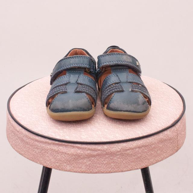 Bobux Leather Sandals - EU 19 (Age 0-12Mths Approx.)