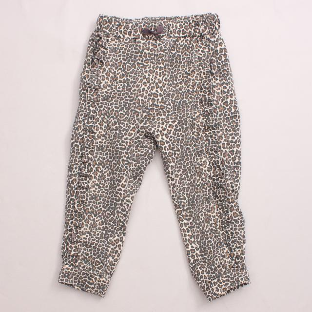 Hust & Claire Leopard Pants