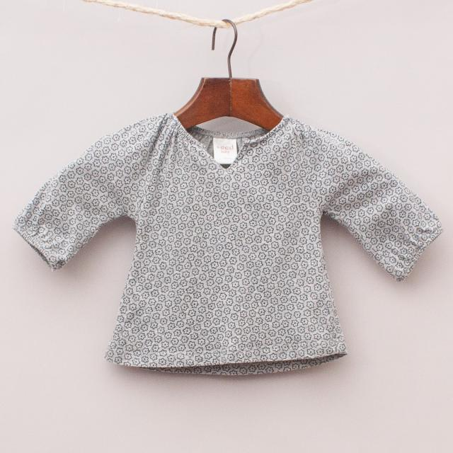 Seed Patterned Long Sleeve
