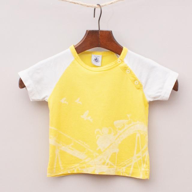 Petit Bateau Printed T-Shirt