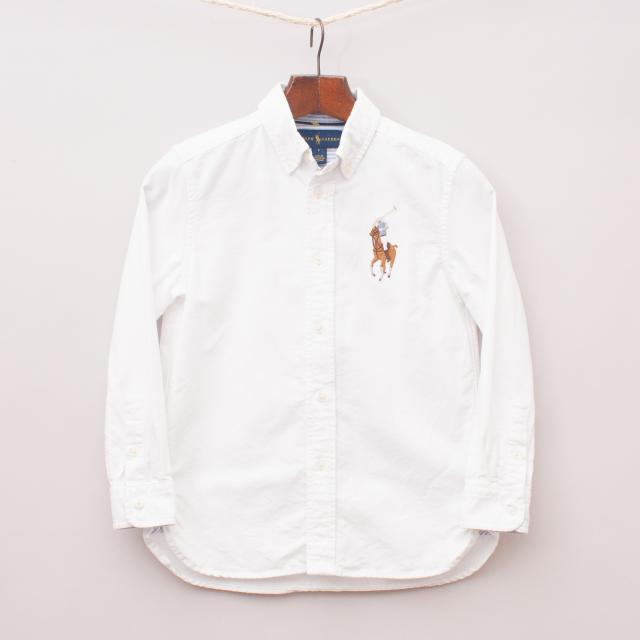Ralph Lauren Embroidered Shirt