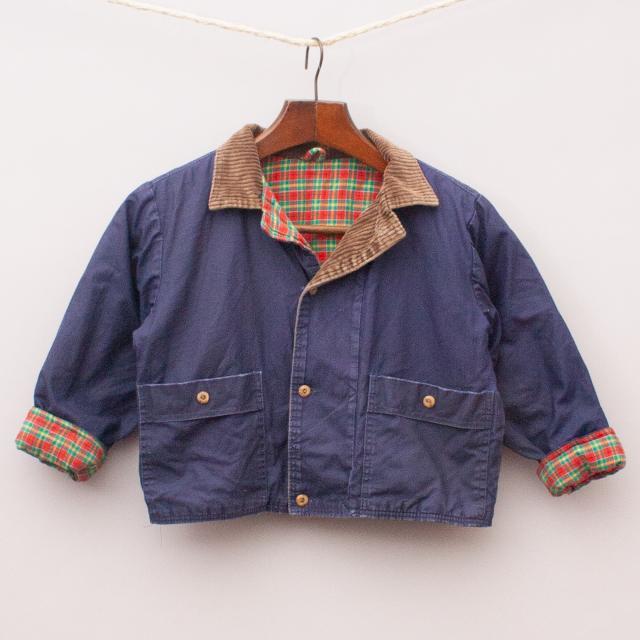 Vintage Mothercare Detailed Jacket