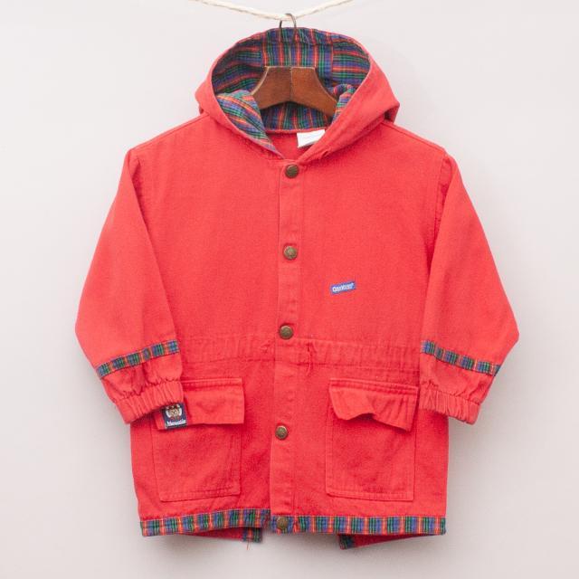 Vintage OshKosh Denim Jacket