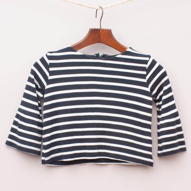 Fred Bare Striped Long Sleeve