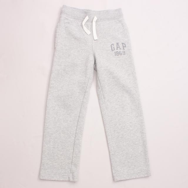 Gap Grey Tracksuit Pants