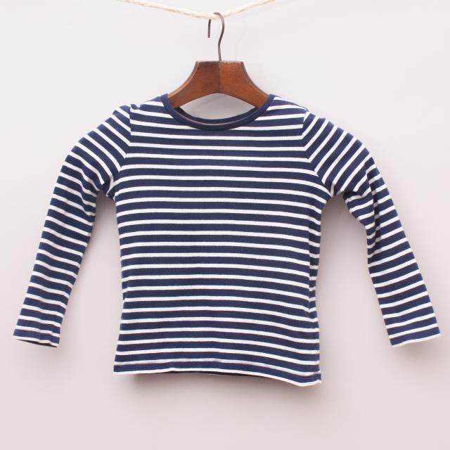 M&S Striped Long Sleeve