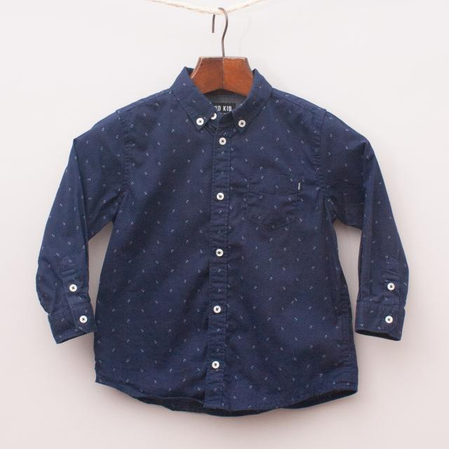 Indie Patterned Shirt