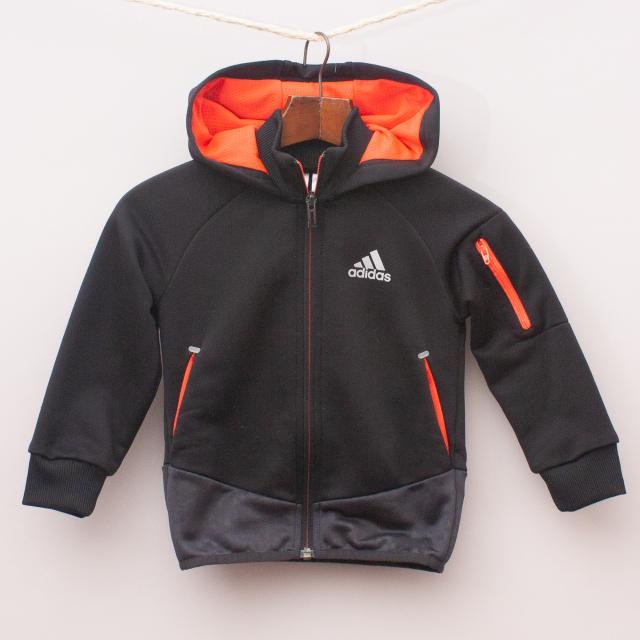 Adidas Hooded Jumper