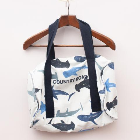 Country Road Whale Bag