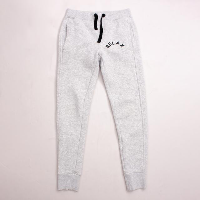 Decjuba Grey Tracksuit Pants