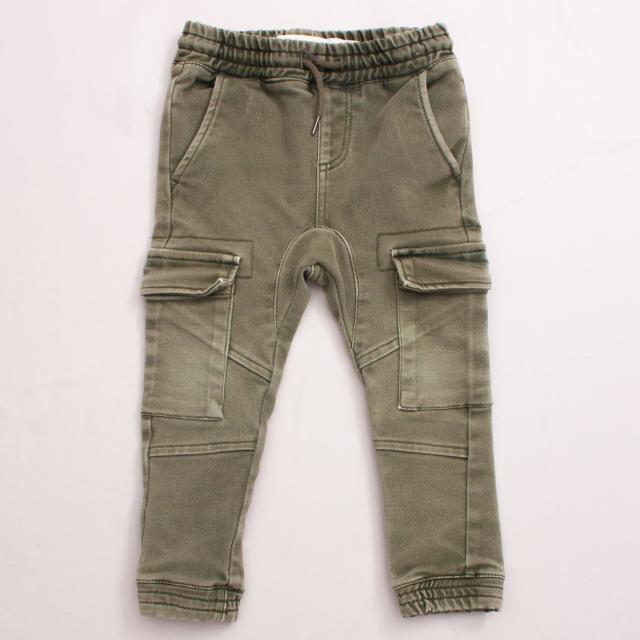Cotton On Khaki Pants