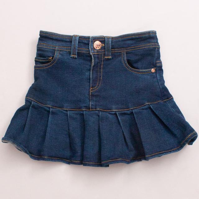 Angel & Rocket Denim Skirt