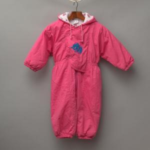 Hot Pink Snow Suit