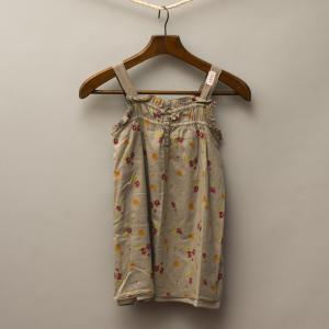 IKKS Cement & Floral Dress