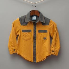 Furious Kingston Mustard Shirt